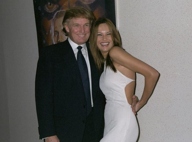 Фото №2 - Как изменился язык тела Дональда и Мелании Трамп (особенно после переезда в Белый дом)