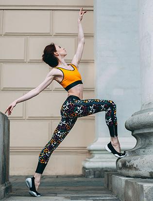 Балерины Большого театра в специальной фотосессии