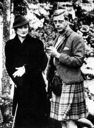 Фото №10 - История с отречением Эдуарда VIII: как Уоллис Симпсон стала проектом Гитлера