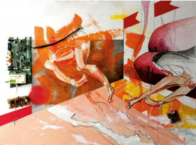 Фото №1 - Полная свобода молодого искусства на фестивале ART.WHO.ART