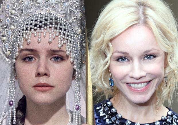 Фото №1 - Из принцесс в королевны: как менялась внешность героинь советских фильмов-сказок