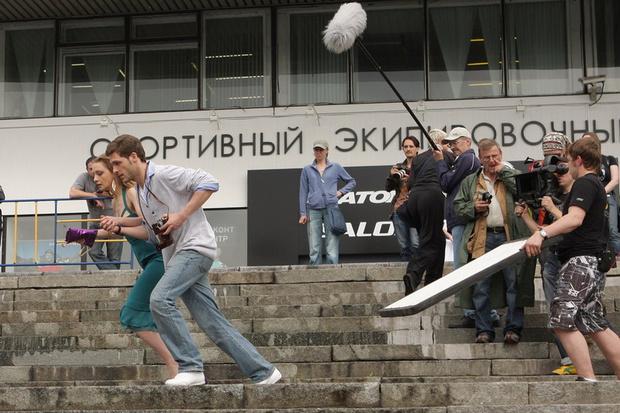 Фото №2 - Екатерина Вилкова в «Номере 13». ФОТО