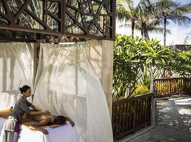 Фото №2 - Затеряться в море: на крошечном острове в Китае открылся курорт Club Med