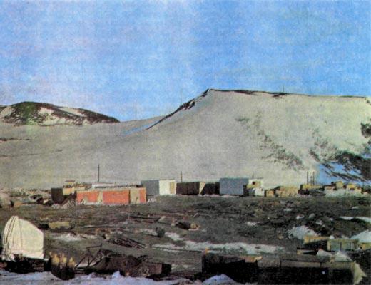 Фото №1 - Счастливые сезоны на леднике Росса