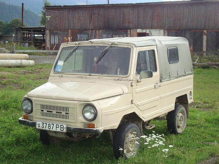 Фото №2 - Сделано не в России: автомобили из республик бывшего СССР