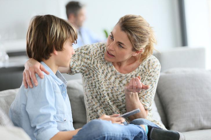 Фото №1 - Чрезмерная опека родителей провоцирует у детей агрессию