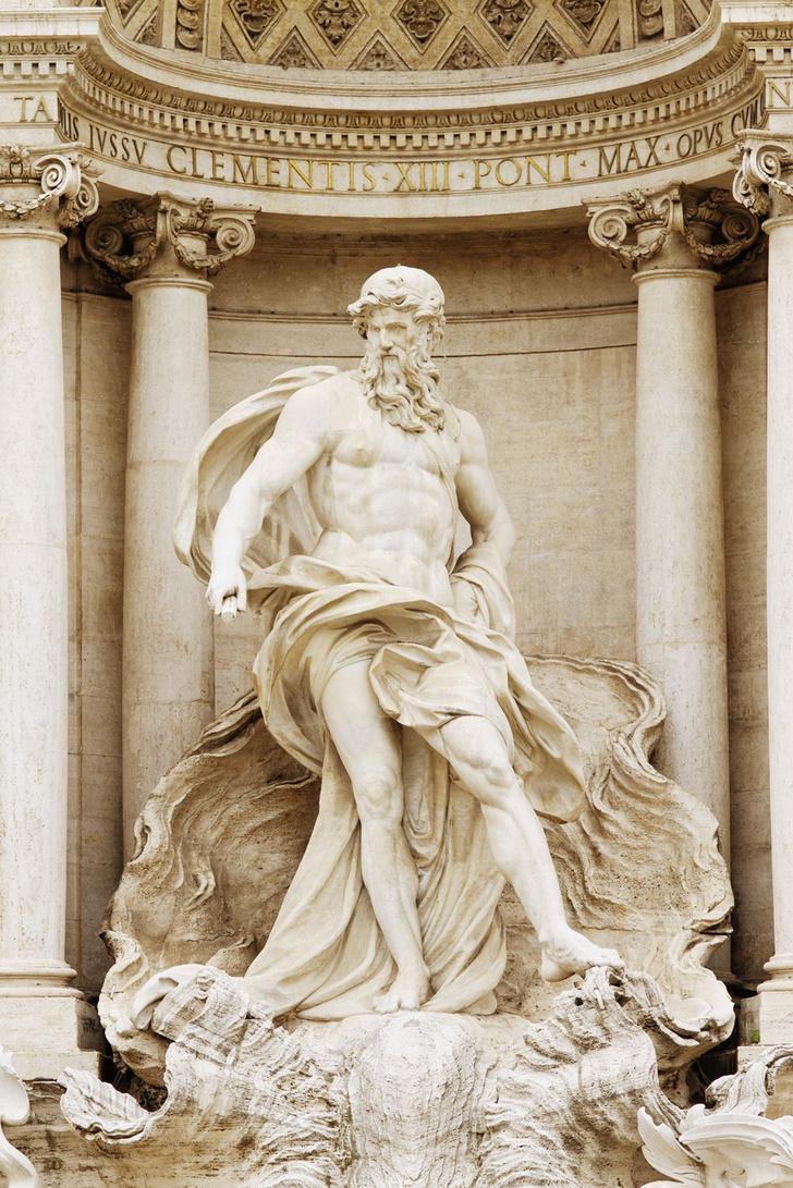 Фото №2 - 11 любопытных фактов о фонтане Треви