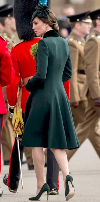 Фото №12 - Не дождетесь: герцогиня Кембриджская в отличном настроении