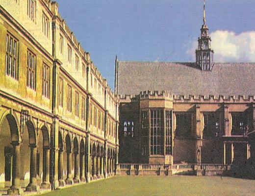 Фото №1 - В Кембридже я искал Кембридж. Часть I