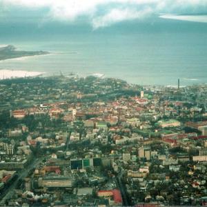 Фото №1 - Убийственный воздух Таллина