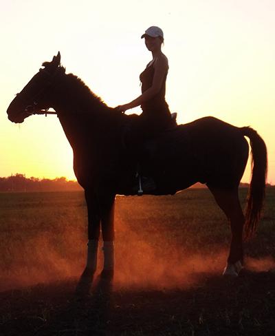 Фото №44 - Девушки на коне: самые романтичные наездницы Ульяновска