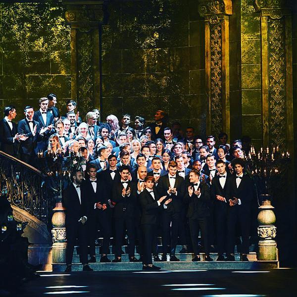Фото №25 - Дети выросли: звездные отпрыски на показе Dolce & Gabbana в Милане