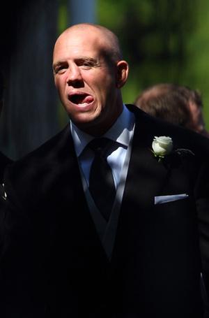 Фото №20 - Самые забавные моменты на королевских свадьбах (истории в фотографиях)