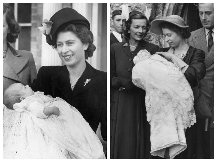 Фото №1 - Когда Королева— вторая мама: полный список крестников и крестниц Елизаветы II