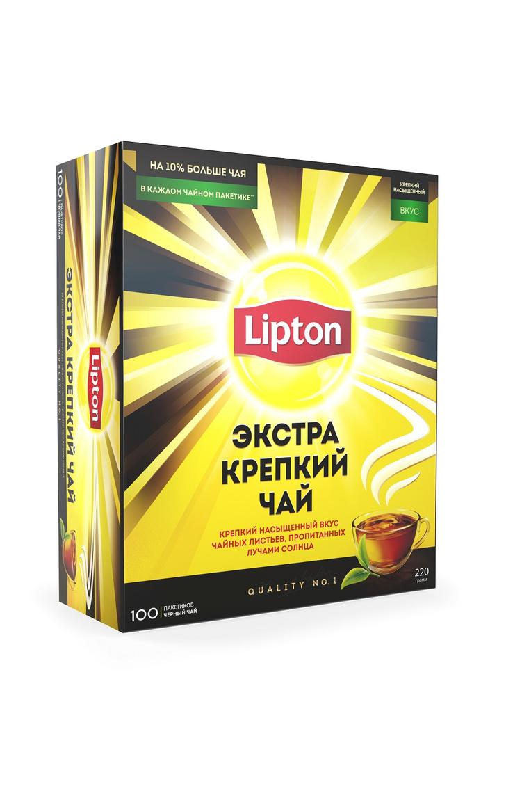Фото №2 - Новый Lipton Экстра Крепкий заряжает энергией солнца