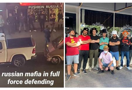 Хозяин русского ресторана в США рассказал, как оборонял заведение от погромщиков