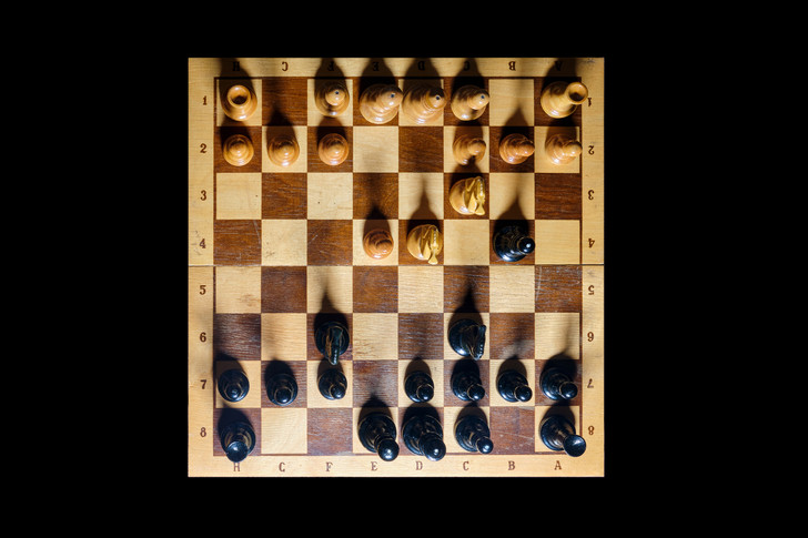 Фото №1 - Где появилась игра в шахматы?