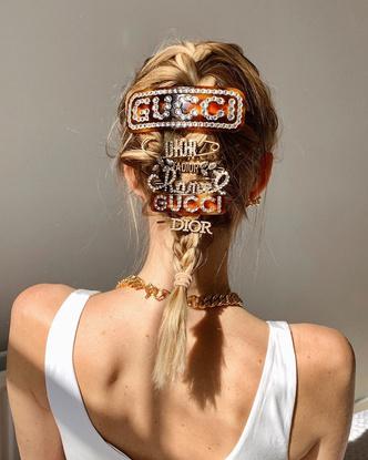 Фото №8 - 50 вариантов стильных аксессуаров для волос на лето-2020