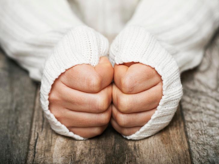 Фото №3 - Синдром холодных рук: почему он возникает и как с ним бороться