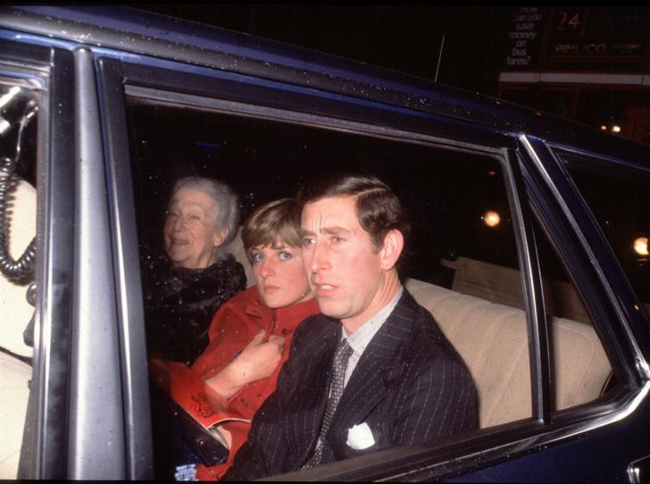 Фото №3 - Какой на самом деле была первая встреча Дианы и Чарльза, и почему принцесса лгала о ней
