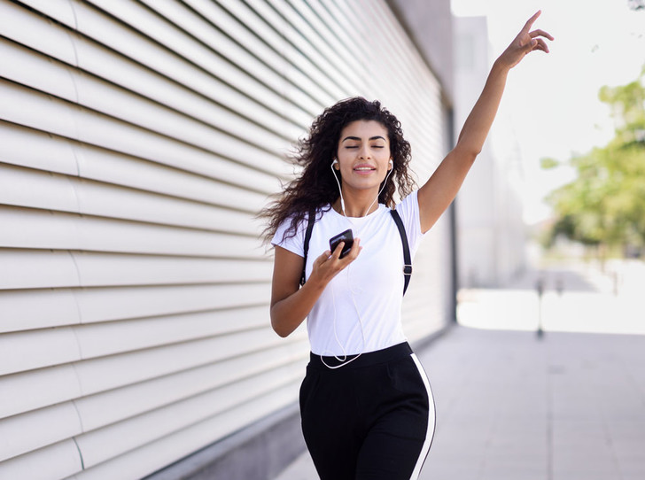 Фото №1 - 8 причин, почему прогулка лучше спортзала