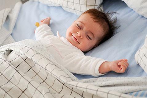 Фото №1 - Секреты сладкого сна и гармоничного развития