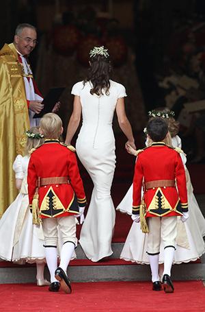 Фото №10 - Факты о свадьбе Кейт Миддлтон и принца Уильяма, о которых вы могли не знать
