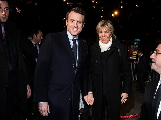 Фото №12 - Брижит Макрон: женщина, стоящая за президентом Франции
