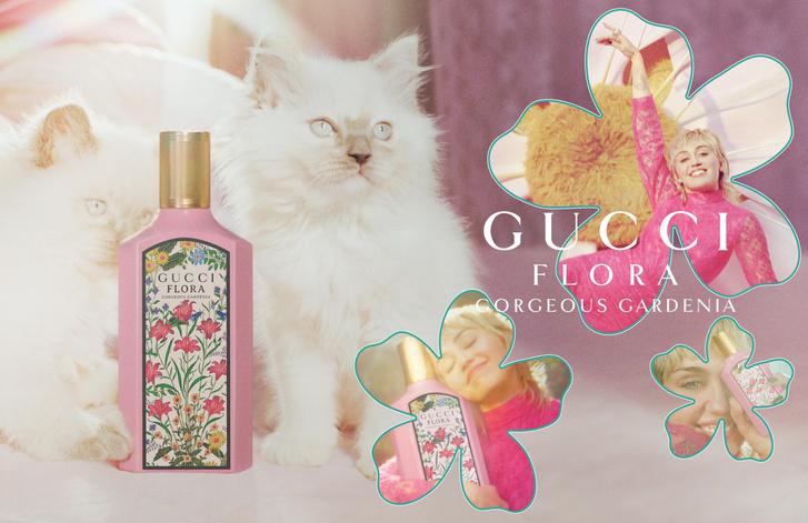 Фото №5 - Чем пахнет самый рок-н-ролльный аромат Gucci