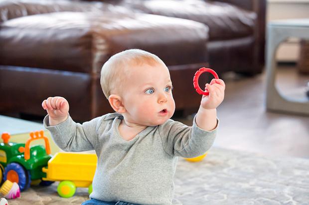 Фото №4 - Развитие малыша от рождения до года: большие достижения