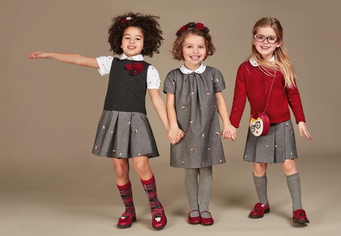Фото №3 - Модные школьники: детская коллекция Dolce&Gabbana осень-зима 16/17