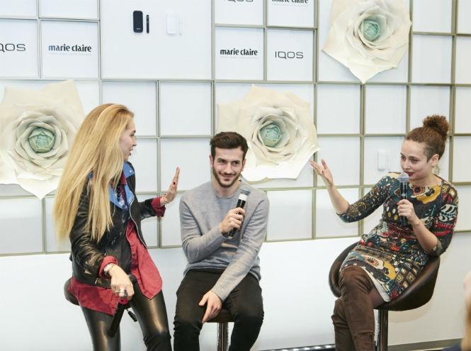 Фото №5 - Art.The change is NOW: в iQOS состоялась вторая встреча делового клуба MC@work
