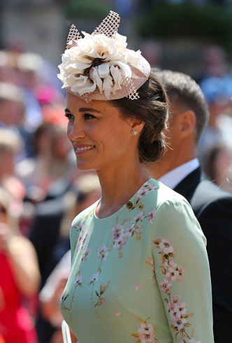 Фото №20 - 20 самых стильных гостей на свадьбе Меган Маркл и принца Гарри