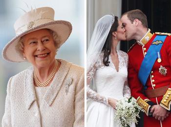 Особый сюрприз: как Королева поздравит Кейт и Уильяма с десятой годовщиной свадьбы