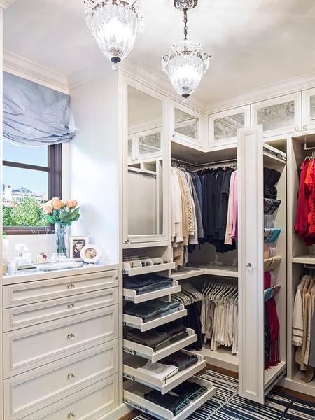 Фото №6 - Полный порядок: идеи для гардеробной мечты
