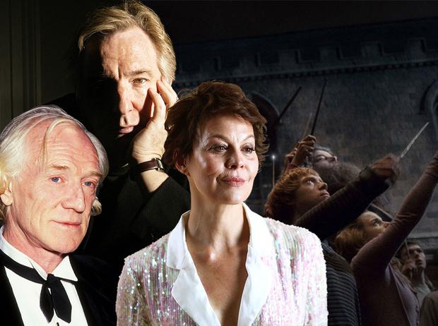Фото №1 - Навсегда в памяти: звезды «Гарри Поттера», которых уже нет с нами