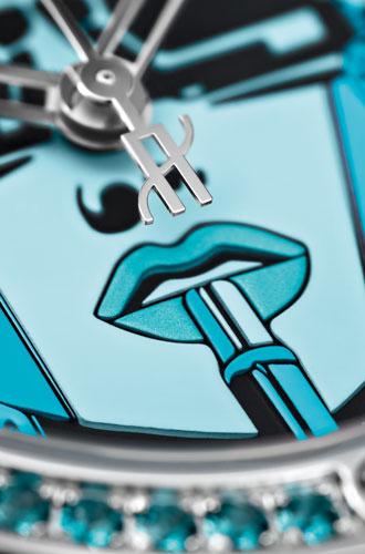 Фото №3 - Из любви к искусству: как художник превратил часы в арт-объект