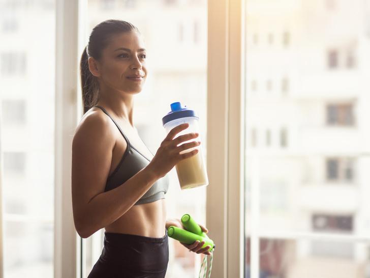 Фото №3 - 5 мифов о спортивном питании