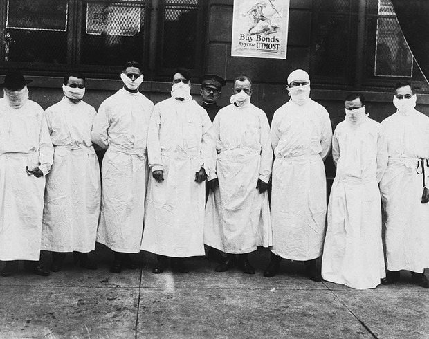 Фото №4 - Самые страшные пандемии и эпидемии в истории человечества