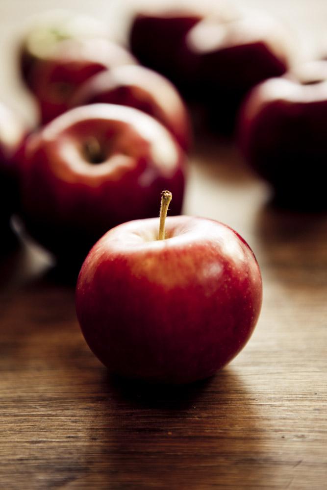 Фото №1 - Одно яблоко в день помогает замедлить старение