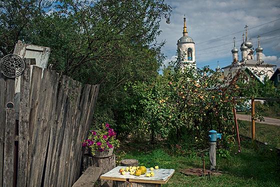 Фото №2 - Тишь да гладь Мценского уезда