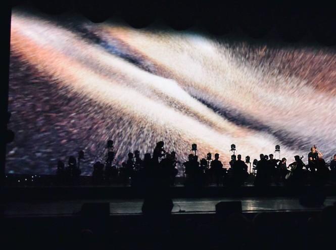 Фото №2 - Классика в темноте: шоу-концерт в иммерсивном формате