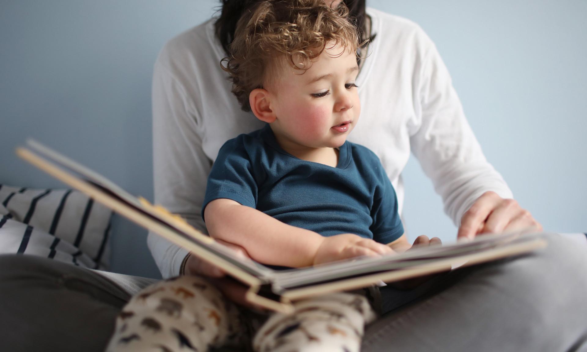 Малыш заговорил: как родители портят ребенку речь