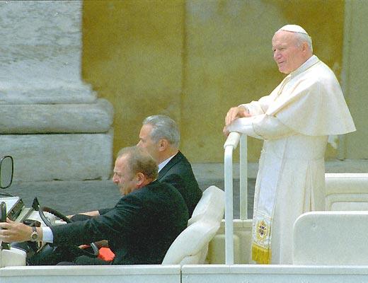 Фото №1 - Второй Рим 2000 года