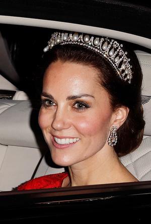 Фото №10 - Как Кейт Миддлтон укрепляет тайный матриархат королевского семейства (и почему это важно)