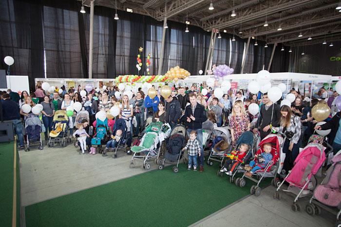 Фото №5 - В Москве состоялся X Фестиваль беременных и младенцев WAN Expo