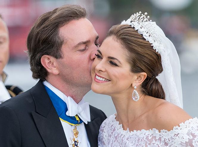 Фото №22 - Самые трогательные моменты королевских свадеб (о Гарри и Меган мы тоже не забыли)