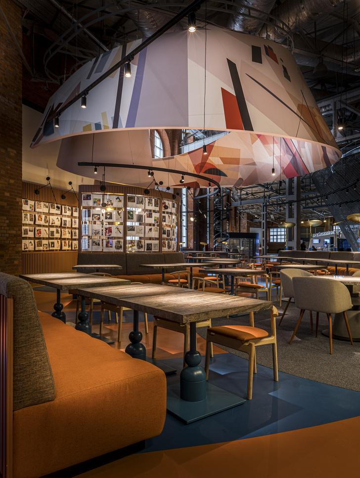 Фото №3 - Кафе «Ришон» в Еврейском музее в Москве