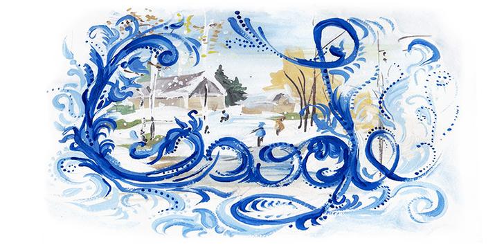 Фото №12 - «Дудл для Google — 2015»: 30 лучших рисунков