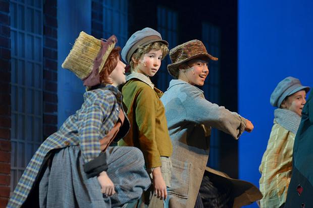 Фото №1 - Детский музыкальный театр Сац выпускает мировую премьеру
